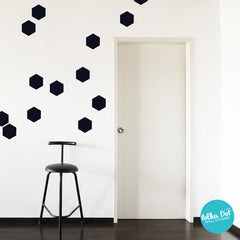 Hexagon Wall Stickers