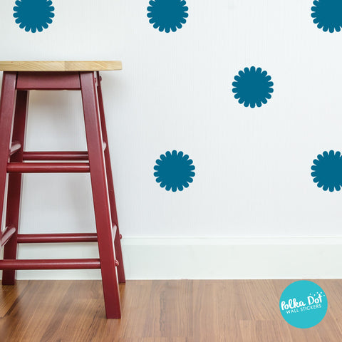 Pom Pom Wall Decals