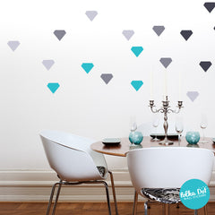 Diamond Wall Decals by Polka Dot Wall Stickers