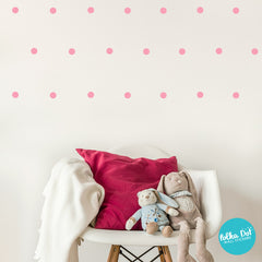 2 inch Polka Dot Wall Decals by Polka Dot Wall Stickers