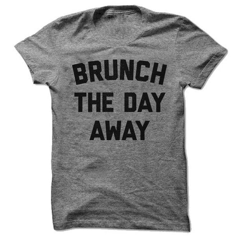Brunch the Day Away Tee - Person Like