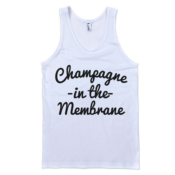 Champagne in the Membrane - Person Like