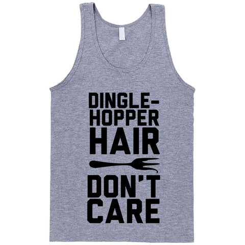 Dinglehopper Hair Don't Care - Person Like