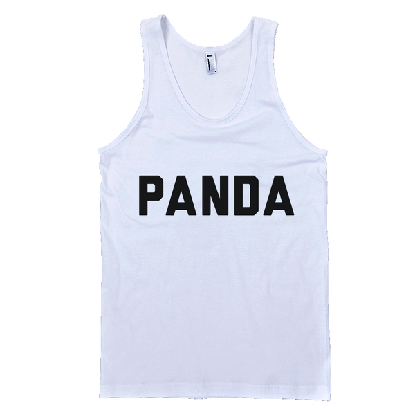 Panda Tank Top - Person Like