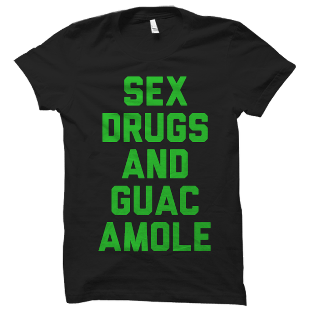 Sex Drugs And Guacamole - Person Like - 2