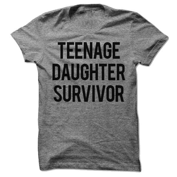Teenage Daughter Survivor - Person Like