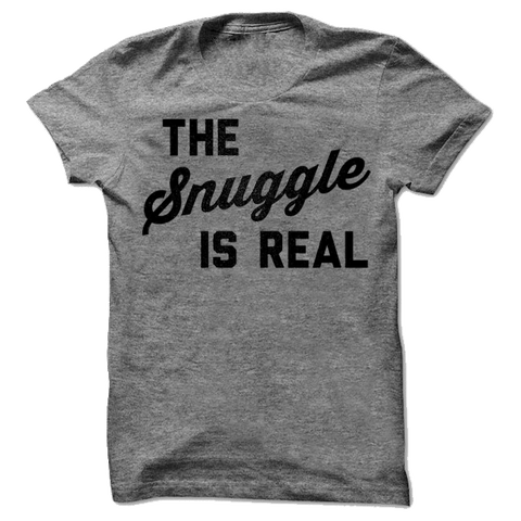 The Snuggle is Real - Person Like