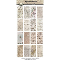 Aged Parchment Rectangle Images ~ Piddix