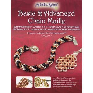 Chain Maille Book ~ Basics & Advanced
