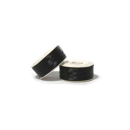 Black Nymo Beading Thread ~ Size D