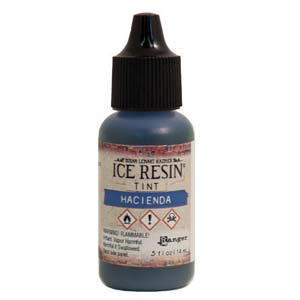 Ice Resin Tint ~ Hacienda Blue