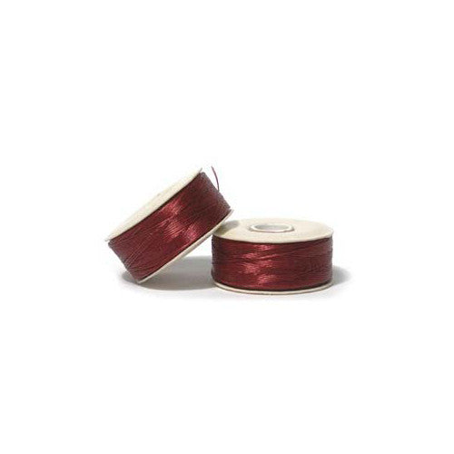 Red Nymo Beading Thread ~ Size D