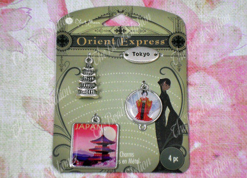 Blue Moon Beads ~ Orient Express Charms