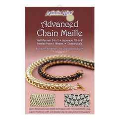 Advanced Chain Maille Book