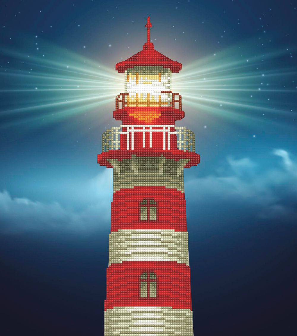 Diamond Art - Light House