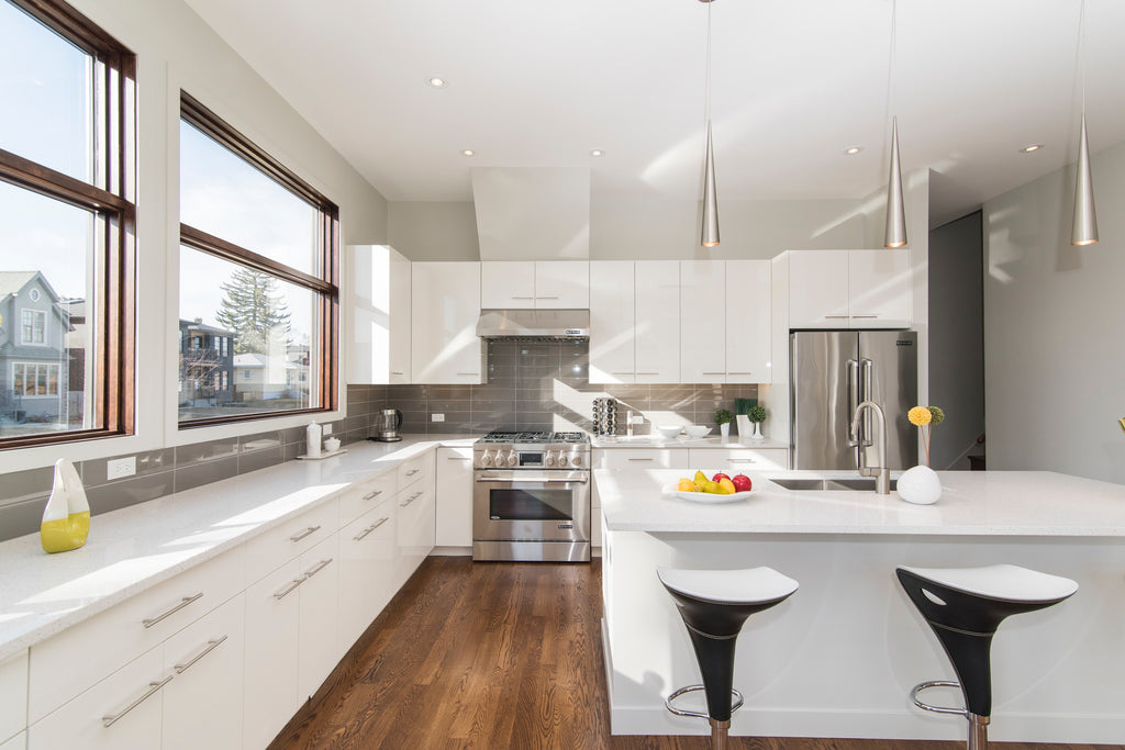 8 Advantages of a Kitchen Layout