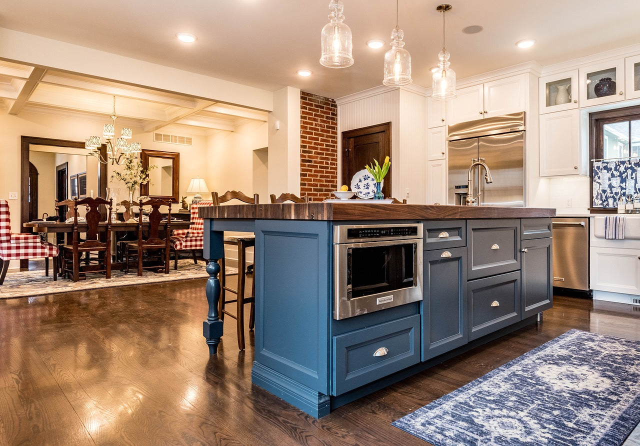 9 Stunning and Stylish Kitchen Island Ideas