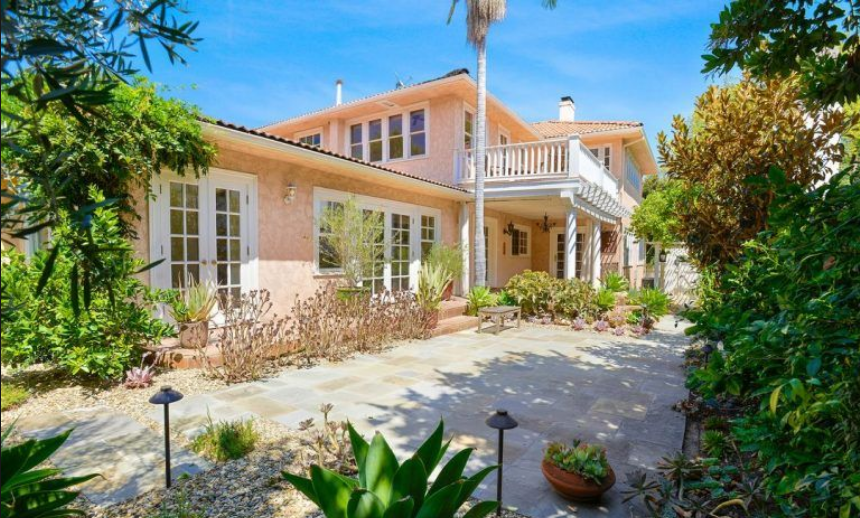 Alfred Molina ($2.95 Million) West Hollywood Home
