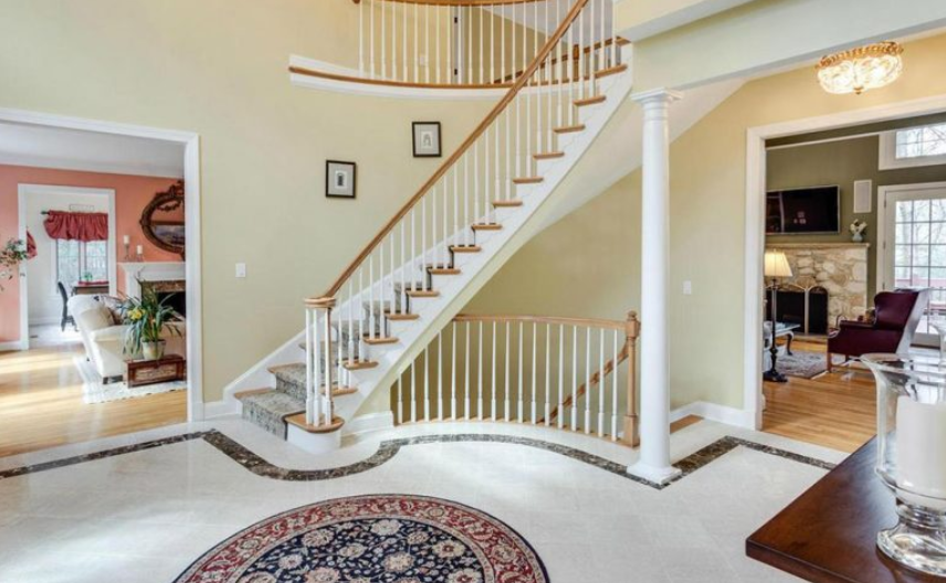 Ben Carson's $1.22 Million Virginia Home