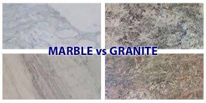 Granite vs. Marble Countertop