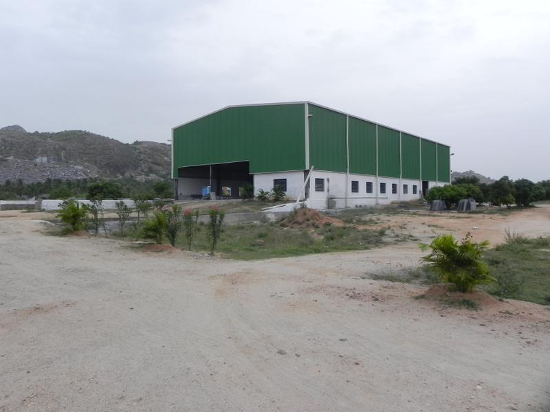 Tile Producing Mega Plant and Granite Rock Products