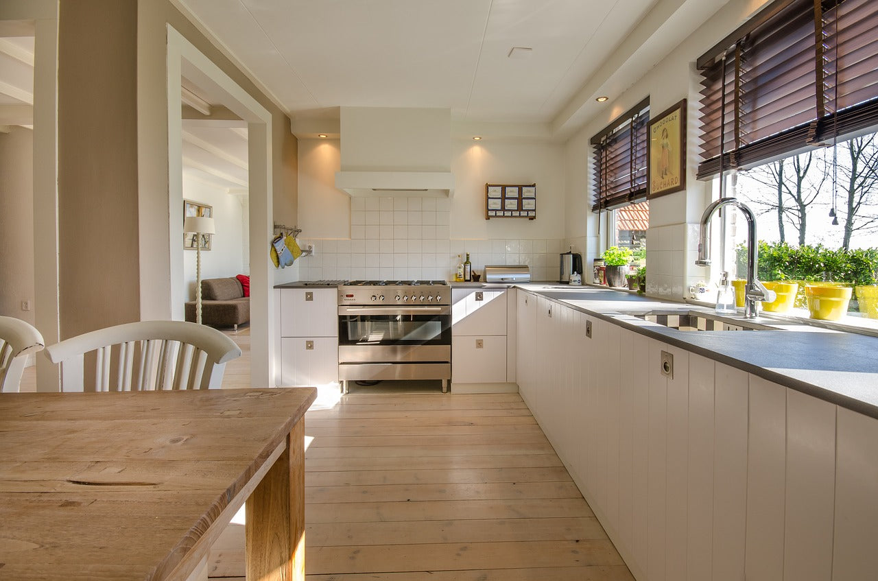 Tips for Designing L-Shaped Kitchen