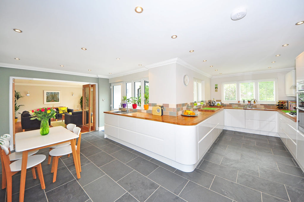 8 Various Uses of Granite at Home - Tiles For My Home