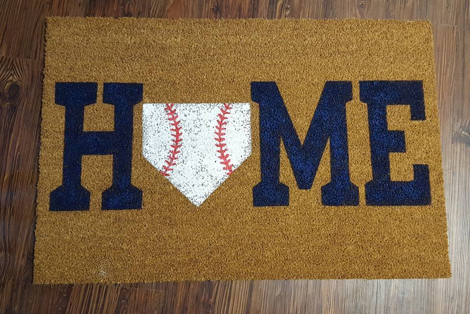 Home with home plate