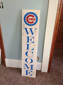 Chicago Cubs Welcome