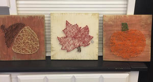 String Art  - Fall Trio