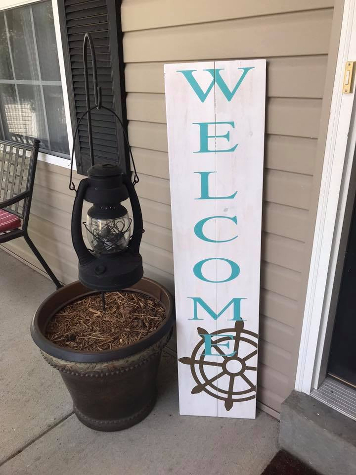 Welcome with Wheel