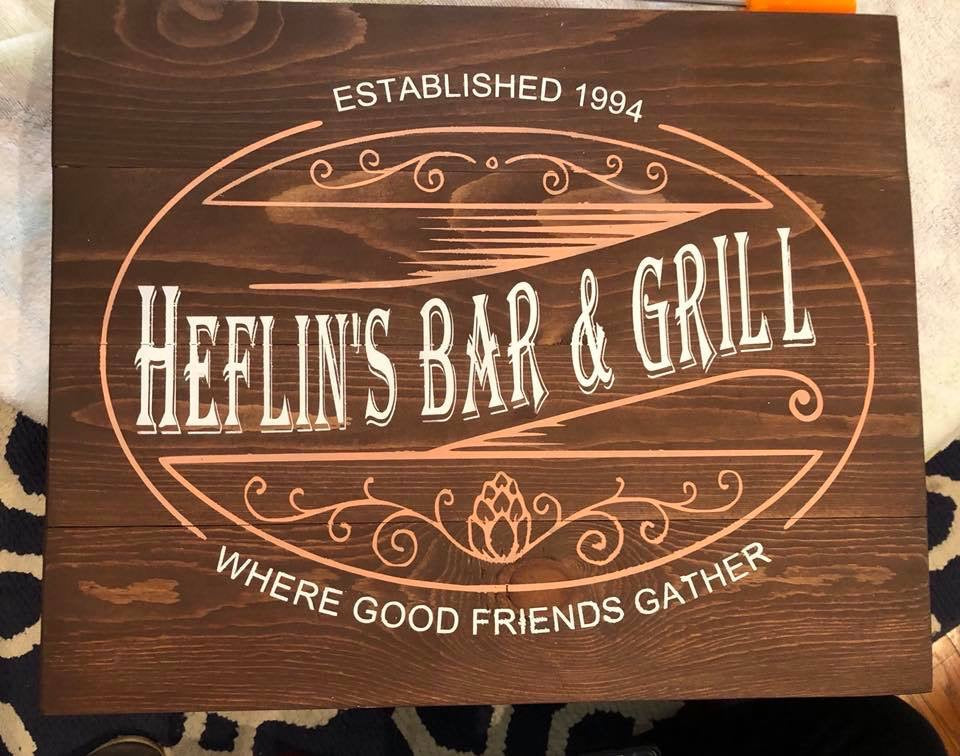 Bar and Grill-Name