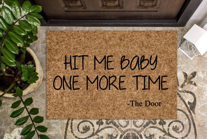 Hit me baby one more time