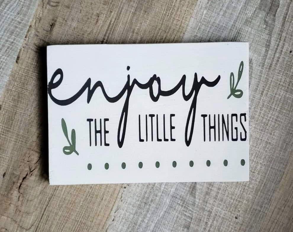 Tiles - Enjoy the little things