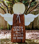 Angel - Amazing grace how sweet the sound