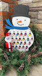 Advent Calendar - Snowman for Wine