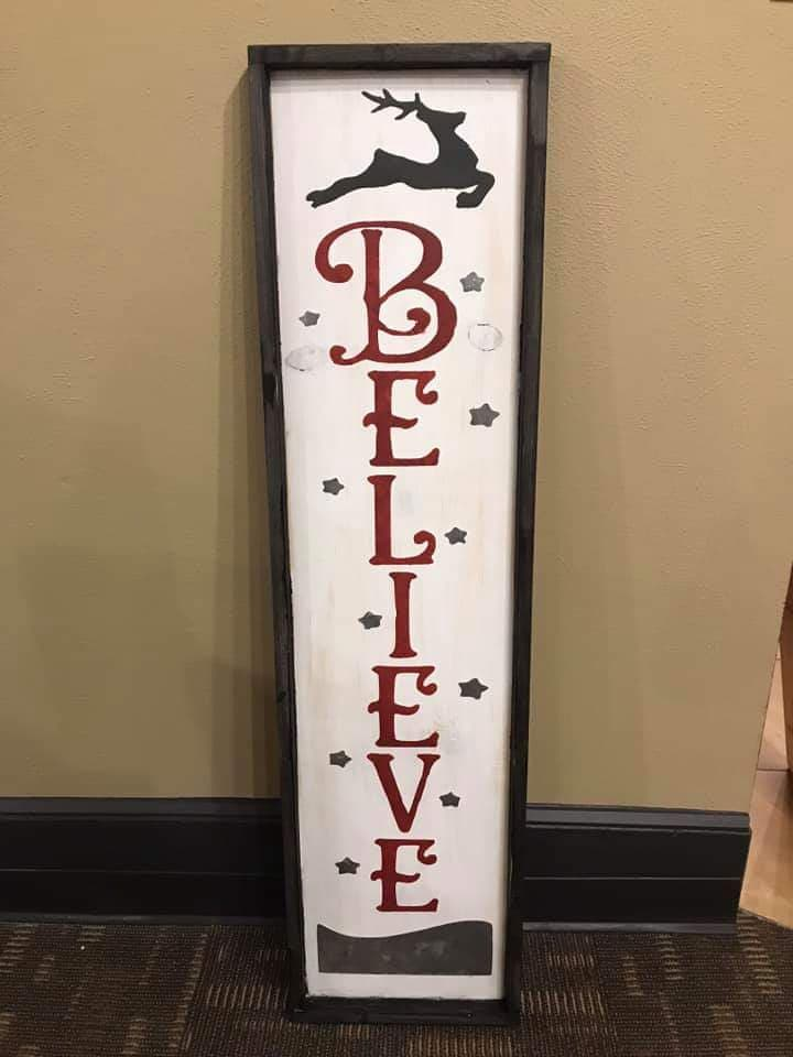 Believe with deer