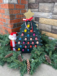 Advent Calendar - Christmas Tree for Wine