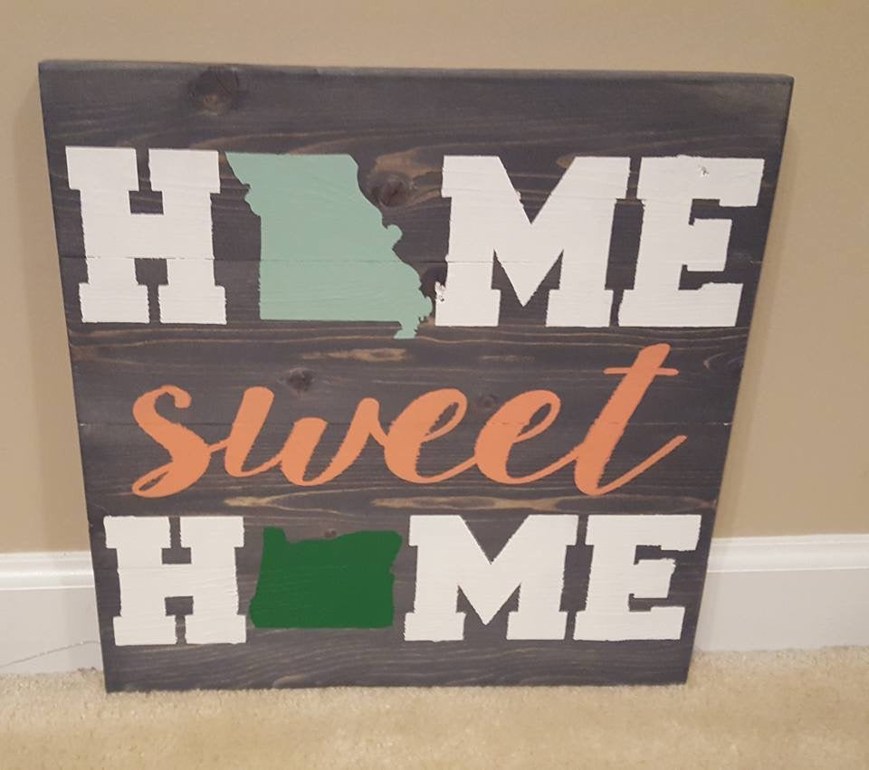 Home sweet home-State in 0