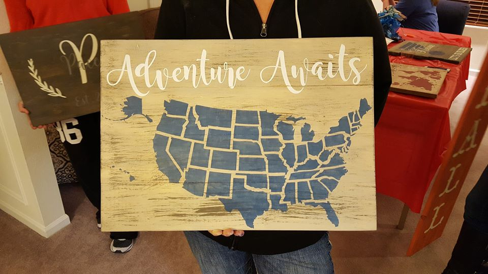 Adventure awaits USA