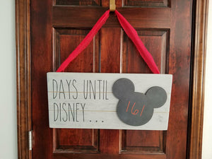 Days until Disney 3D