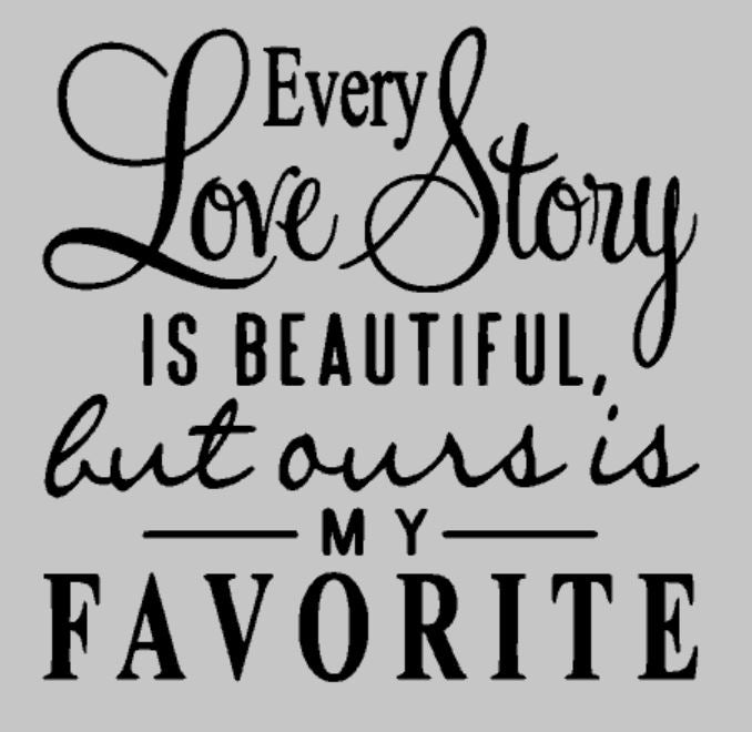 Que significa beautiful love story