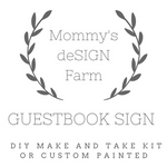 Guestbook Signs