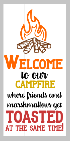 Welcome to our campfire