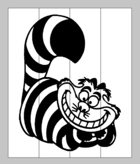 Alice in wonderland - Cheshire Cat