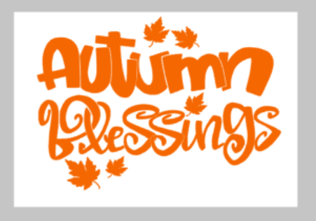 Fall Tiles - Autumn Blessings