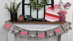 Banner - Hearts and Trucks