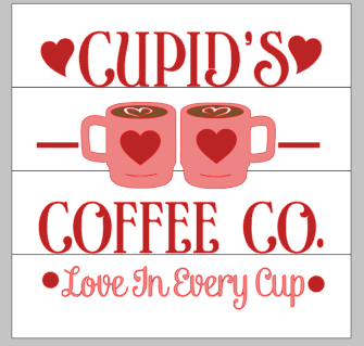 Cupid's coffee co