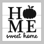 Home sweet home with Pumpkin in O