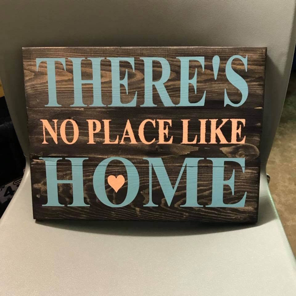 There's no place like home with heart